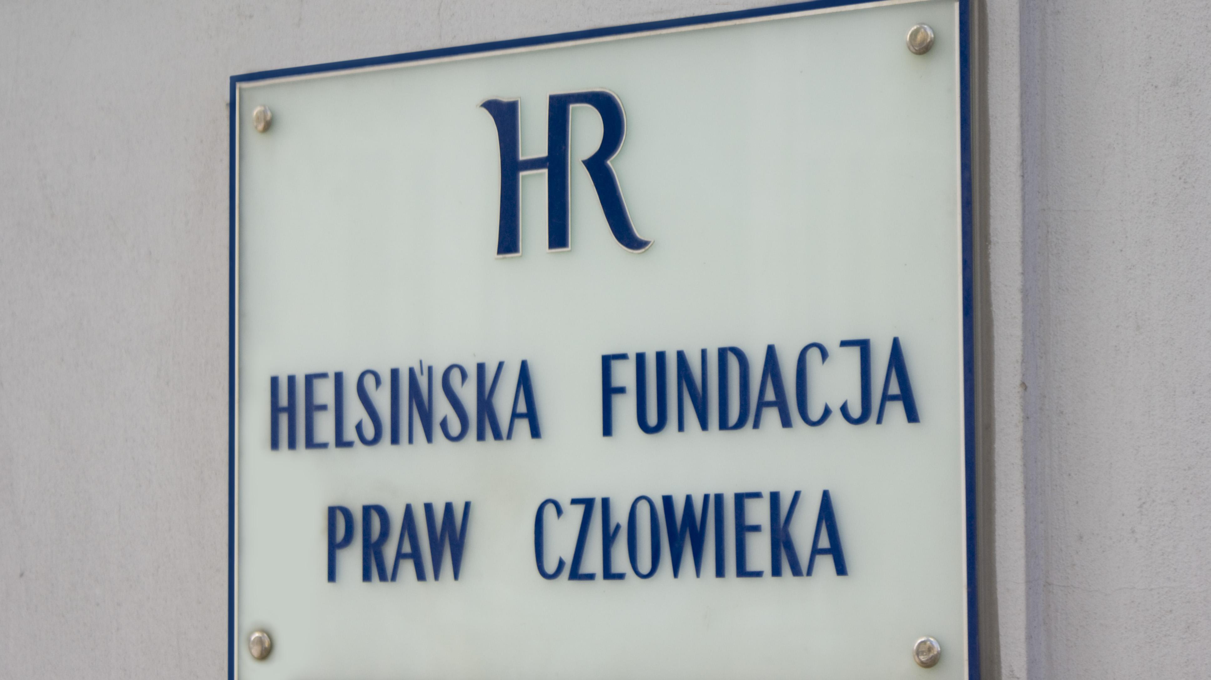 Helsinska Fundacja Praw Człowieka